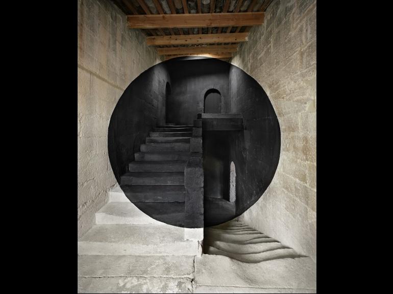 ©Georges Rousse / Galerie Catherine Putman