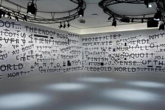 Lancement d'Ex-Situ au Centre Pompidou,   © H. Véronèse