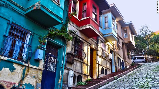 Quartier de Balat à Istanbul (Turquie). © DR Tous les droits réservés.