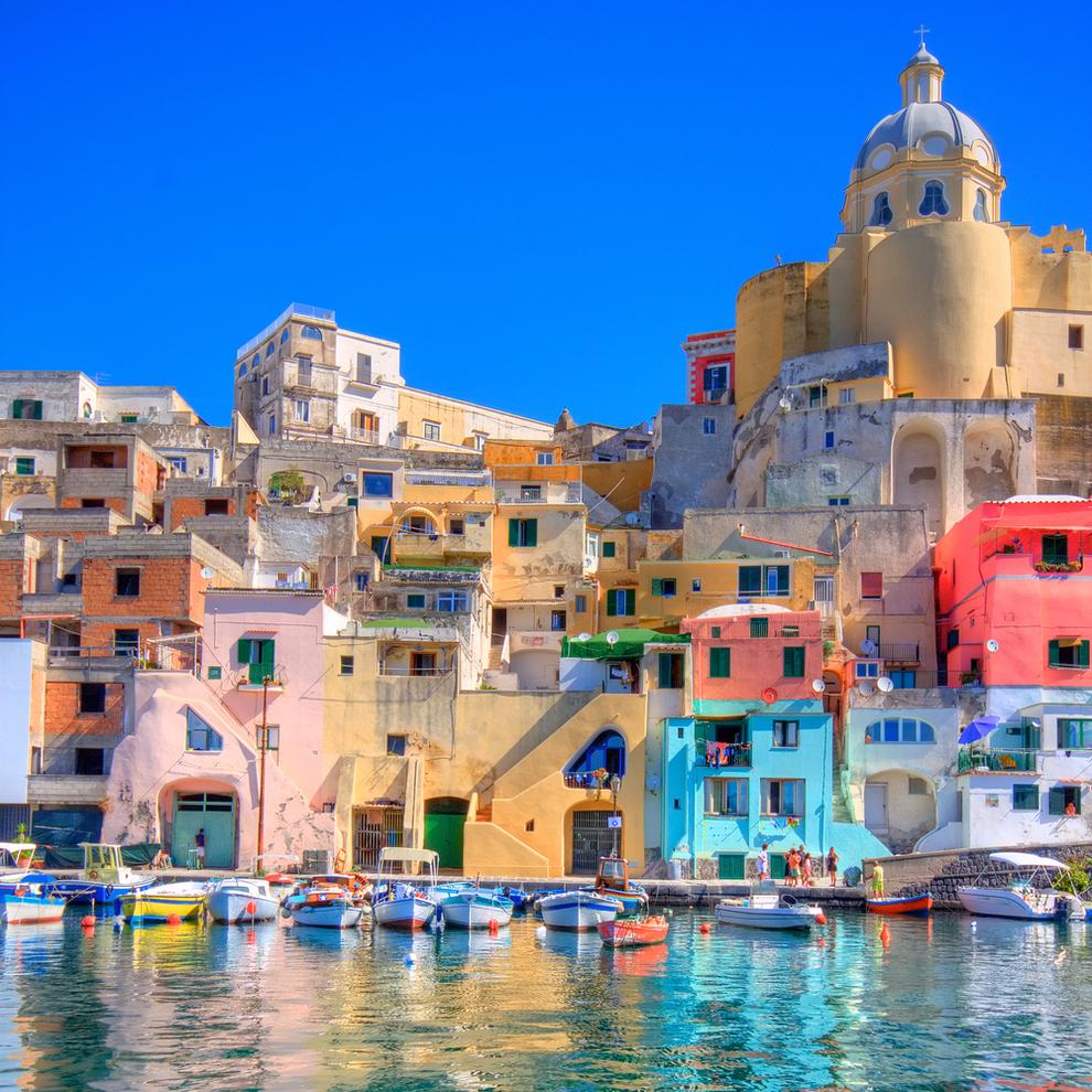 Naples, Italie ©DR Tous les droits réservés.