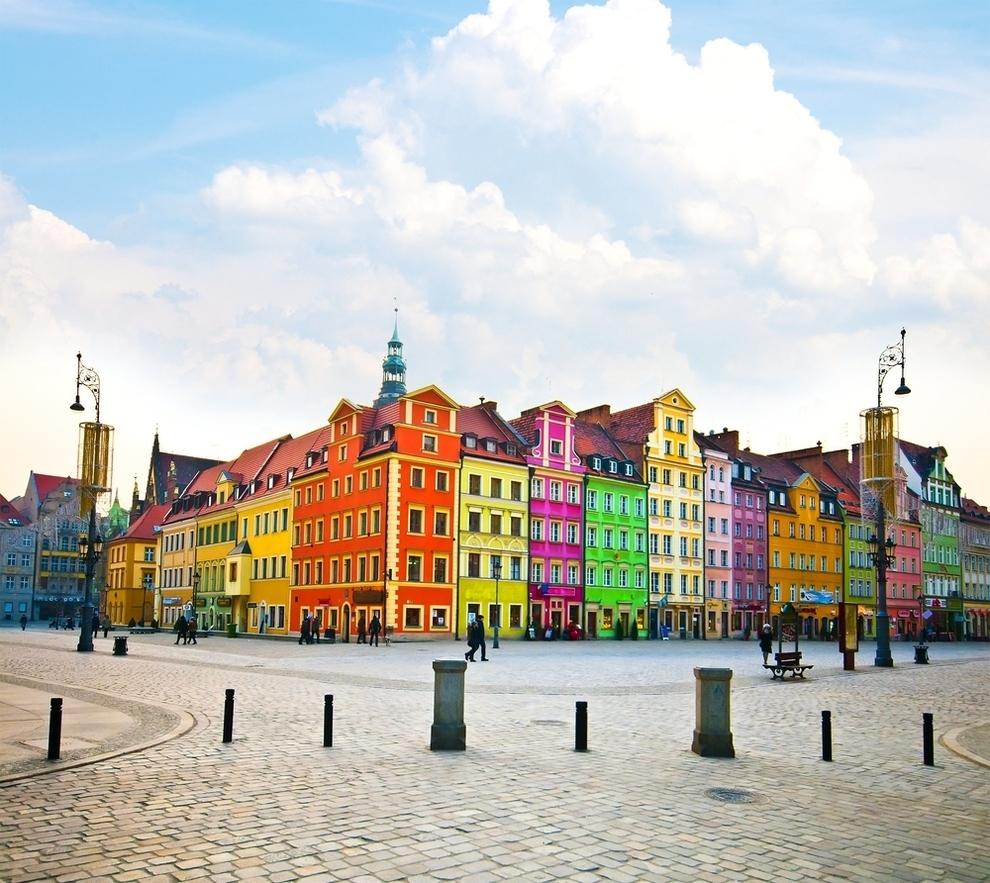 Wroclaw, Pologne ©DR Tous les droits réservés.