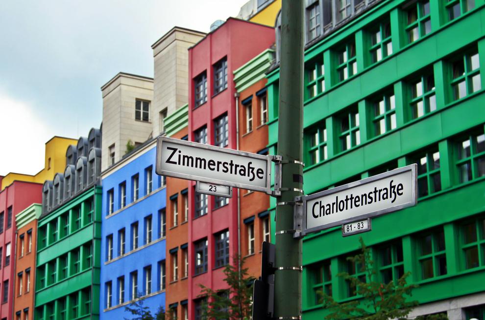 Berlin, Allemagne © DR Tous les droits réservés.