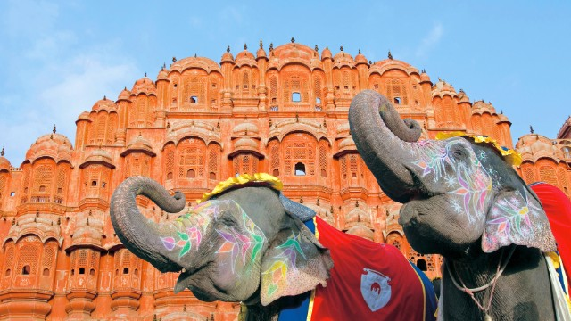 Jaipur, Inde © DR Tous les droits réservés.