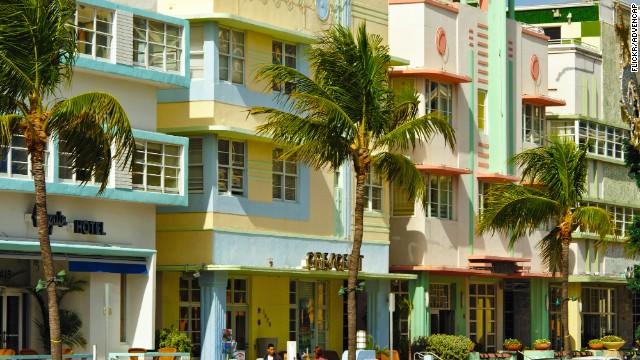 Miami, USA © DR Tous les droits réservés.