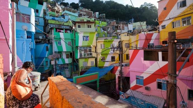 Rio de Janeiro – © Courtesy of Peter M. Wilson/Corbis