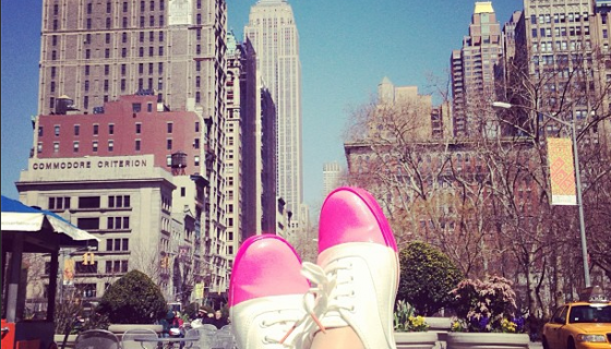 Instagold #3 : le New York de Liz Eswein
