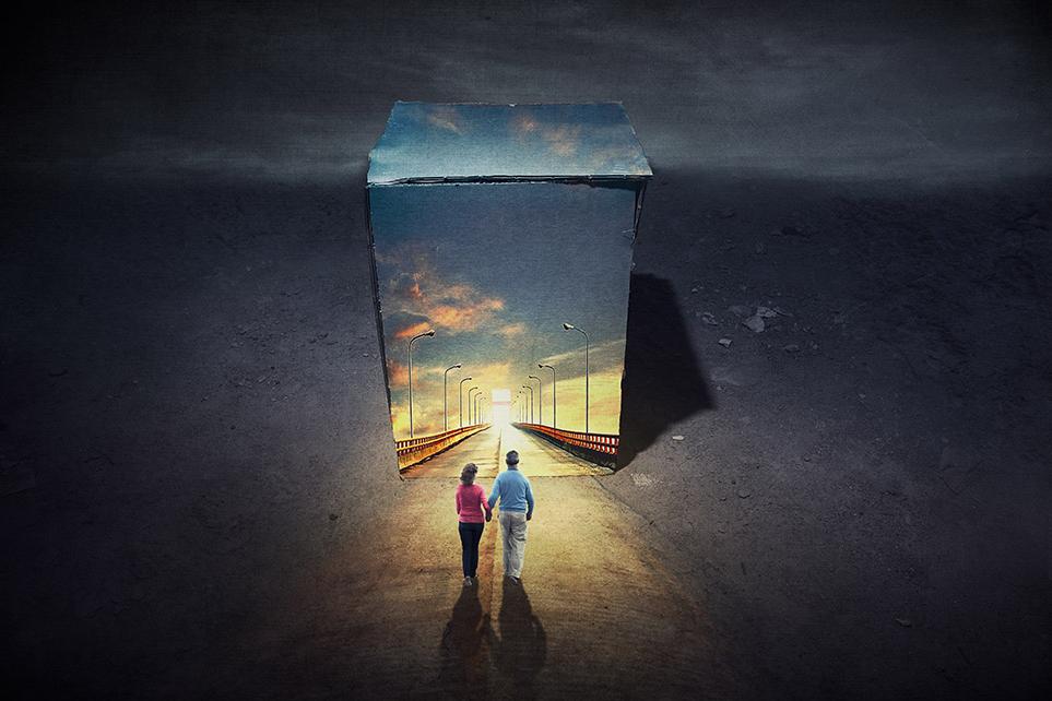 """Imaginary Towns"" par Francesco Romoli"