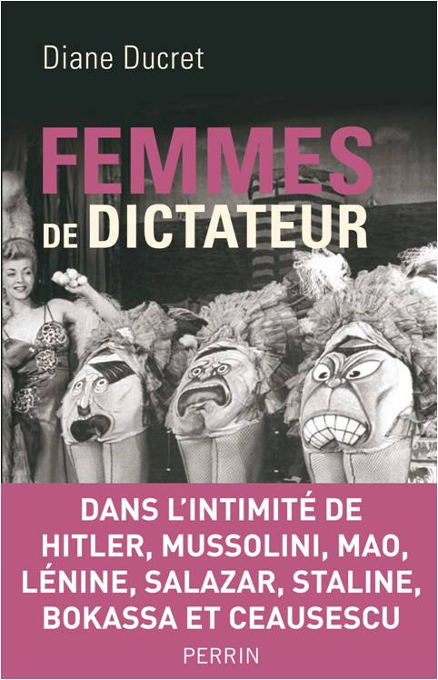 livre femme de dictateur