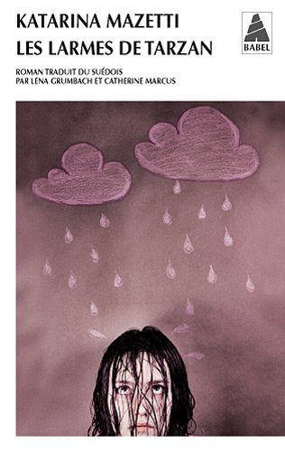 livre les larmes de tarzan