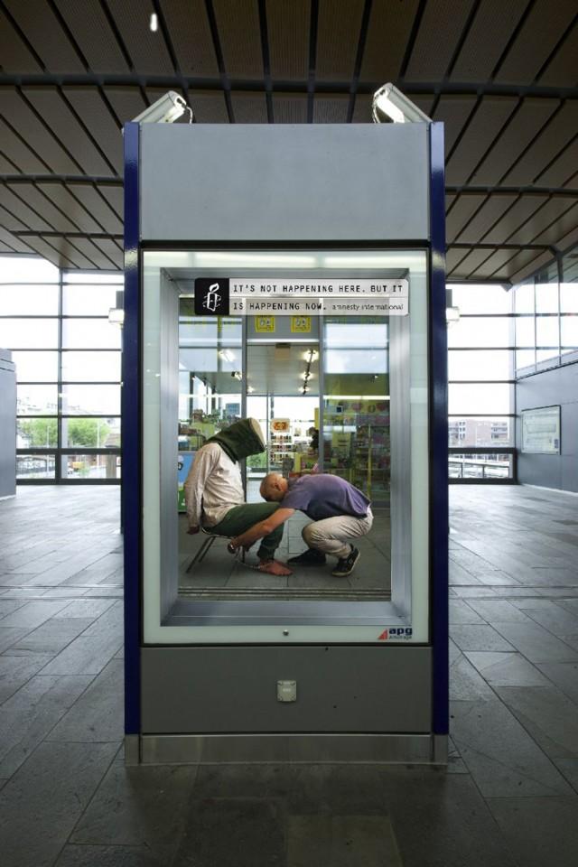 © Walker Agency / Amnesty International. Tous les droits réservés.