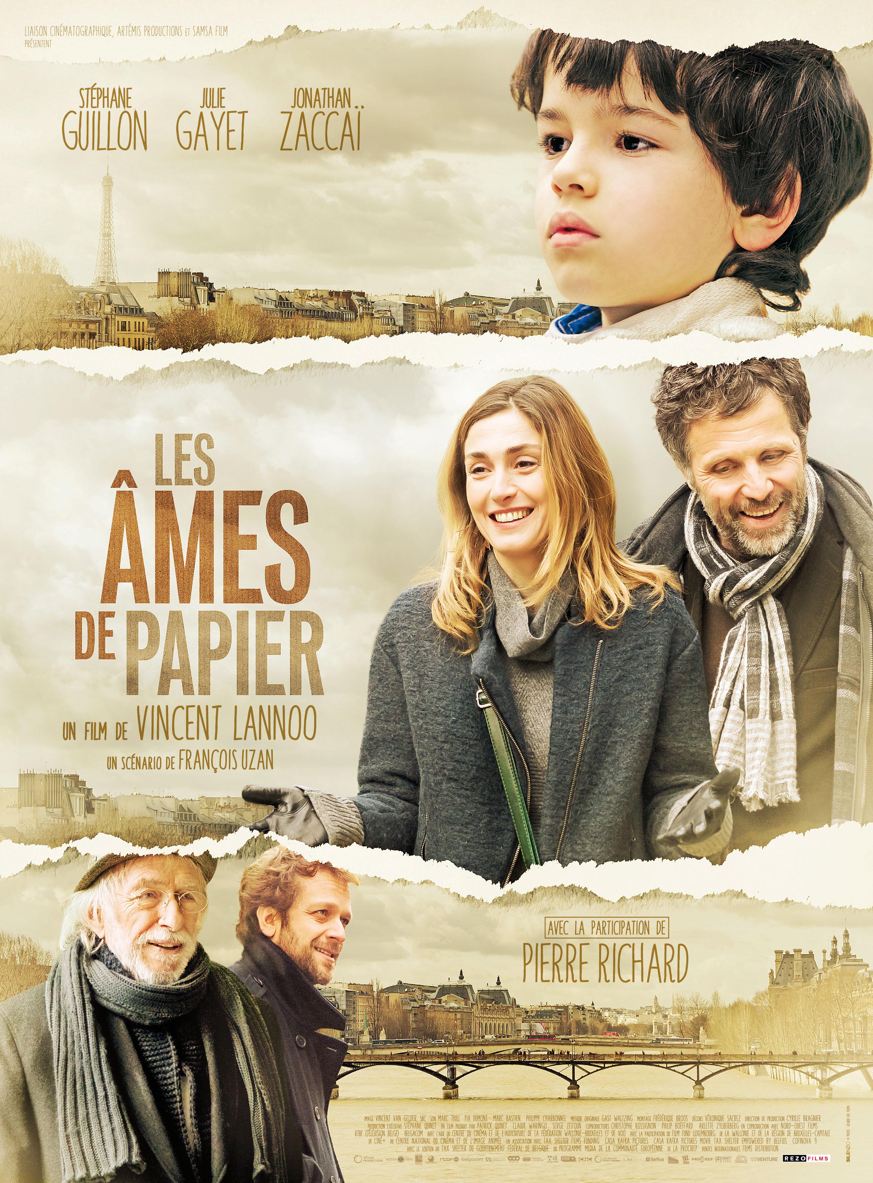 LES AMES DE PAPIER (2013)