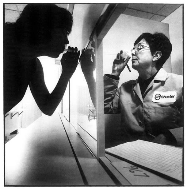 Evaluateur d'haleine © Nancy Rica Schiff. Tous les droits réservés.