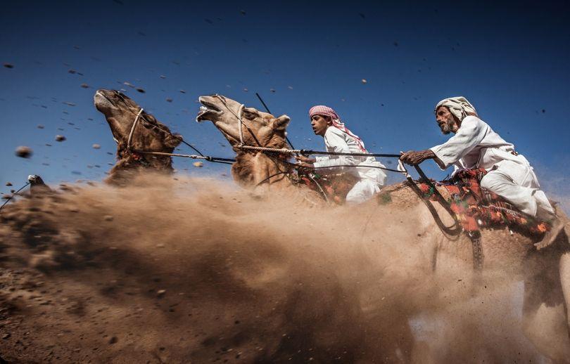3ème prix. Carmel Ardah © Ahmed Al Toqi. Tous les droits réservés.