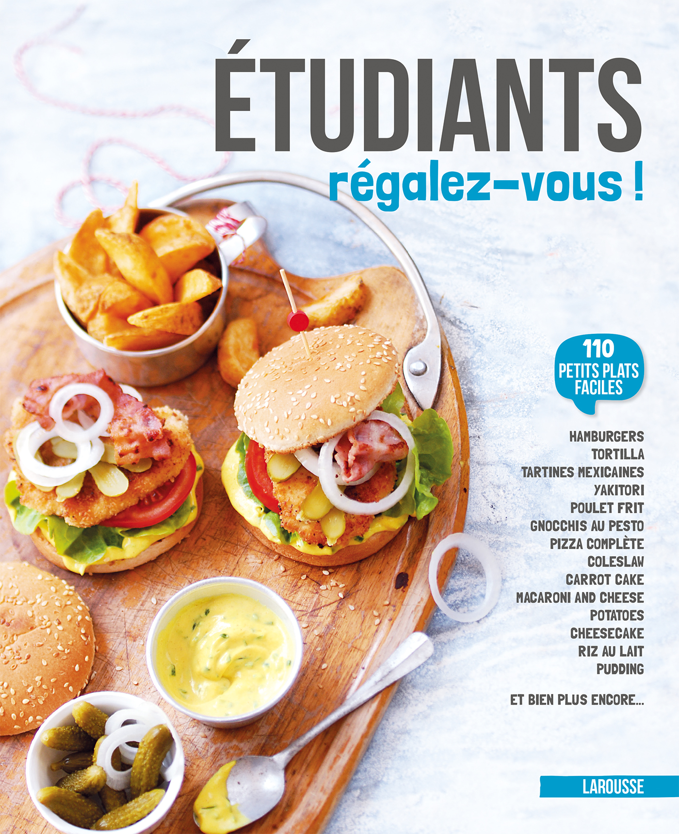 fast food - Magazine cover