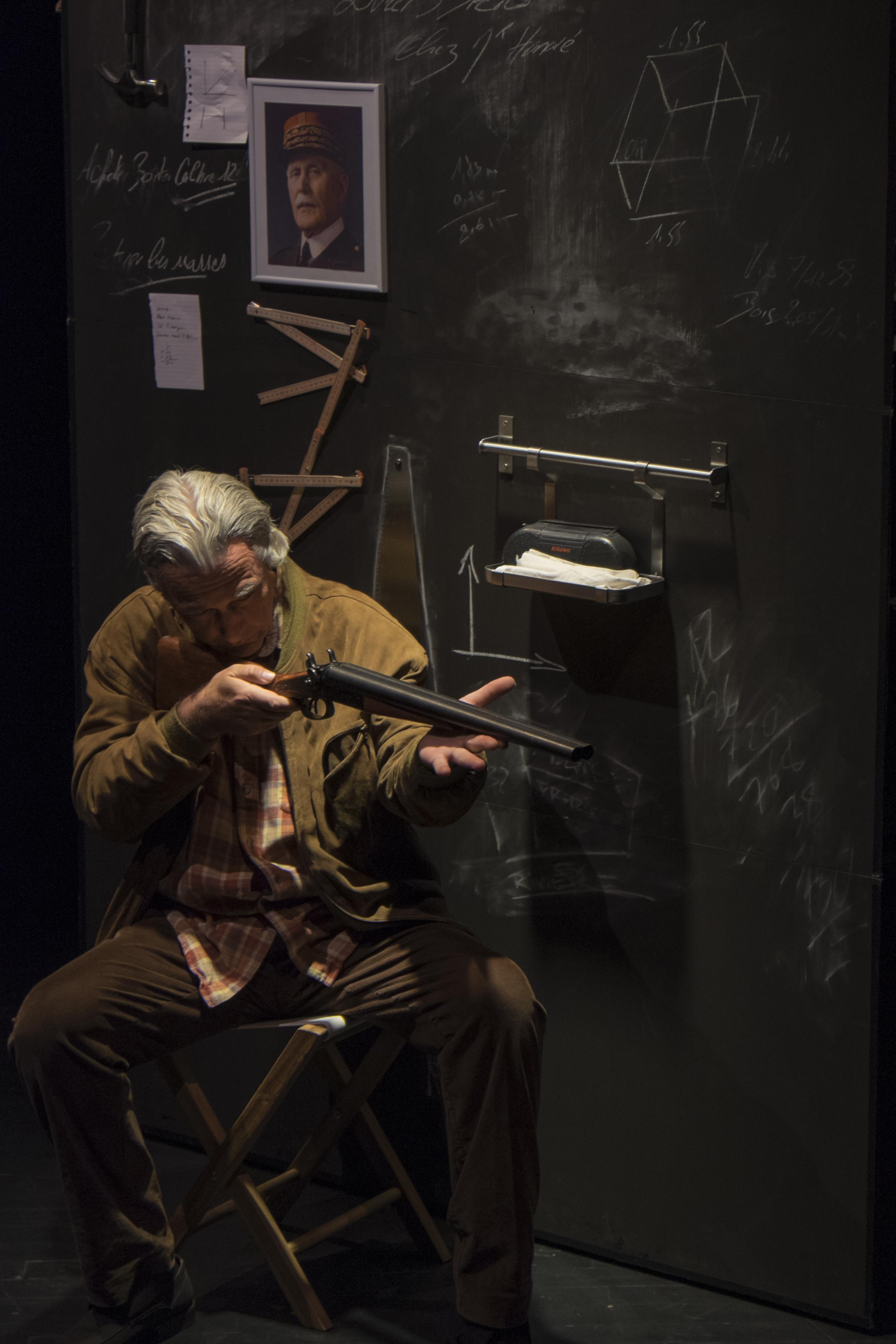 Le journal d une femme de chambre au th atre lucernaire for Chambre 13 theatre