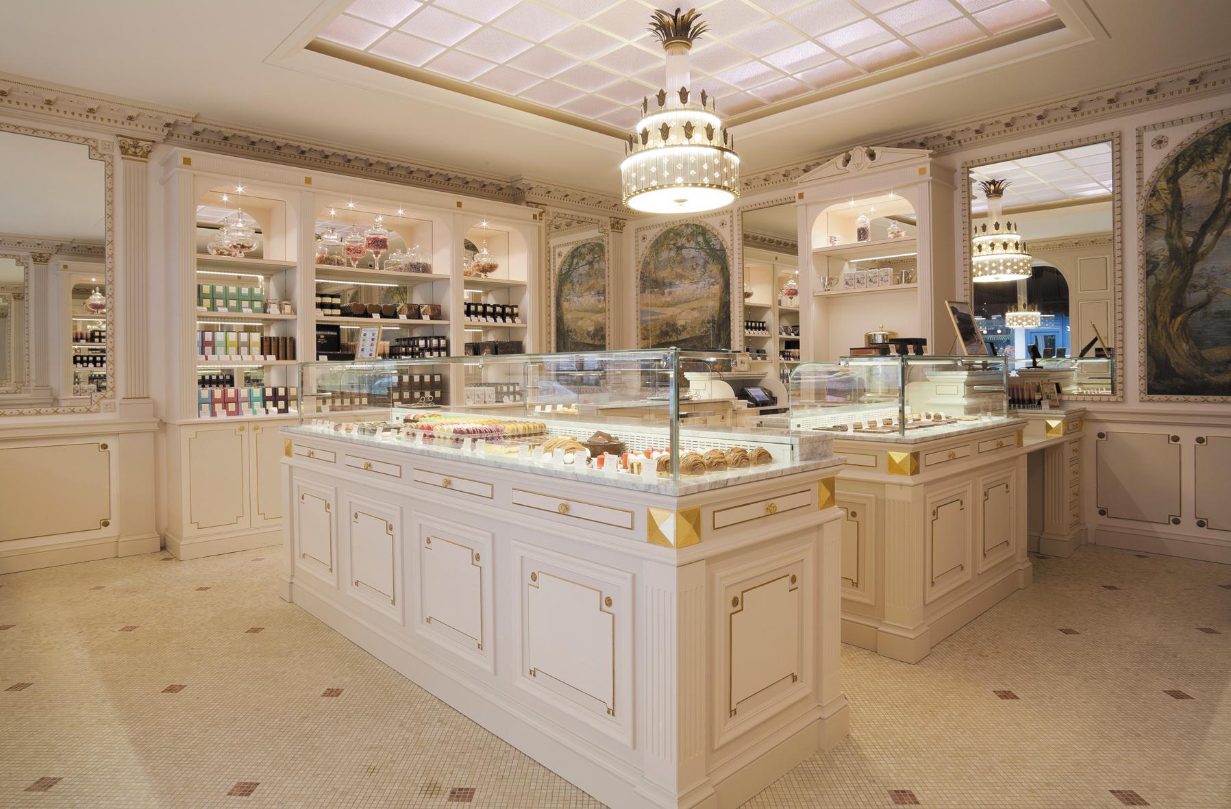 La boutique Angelina Rive Gauche