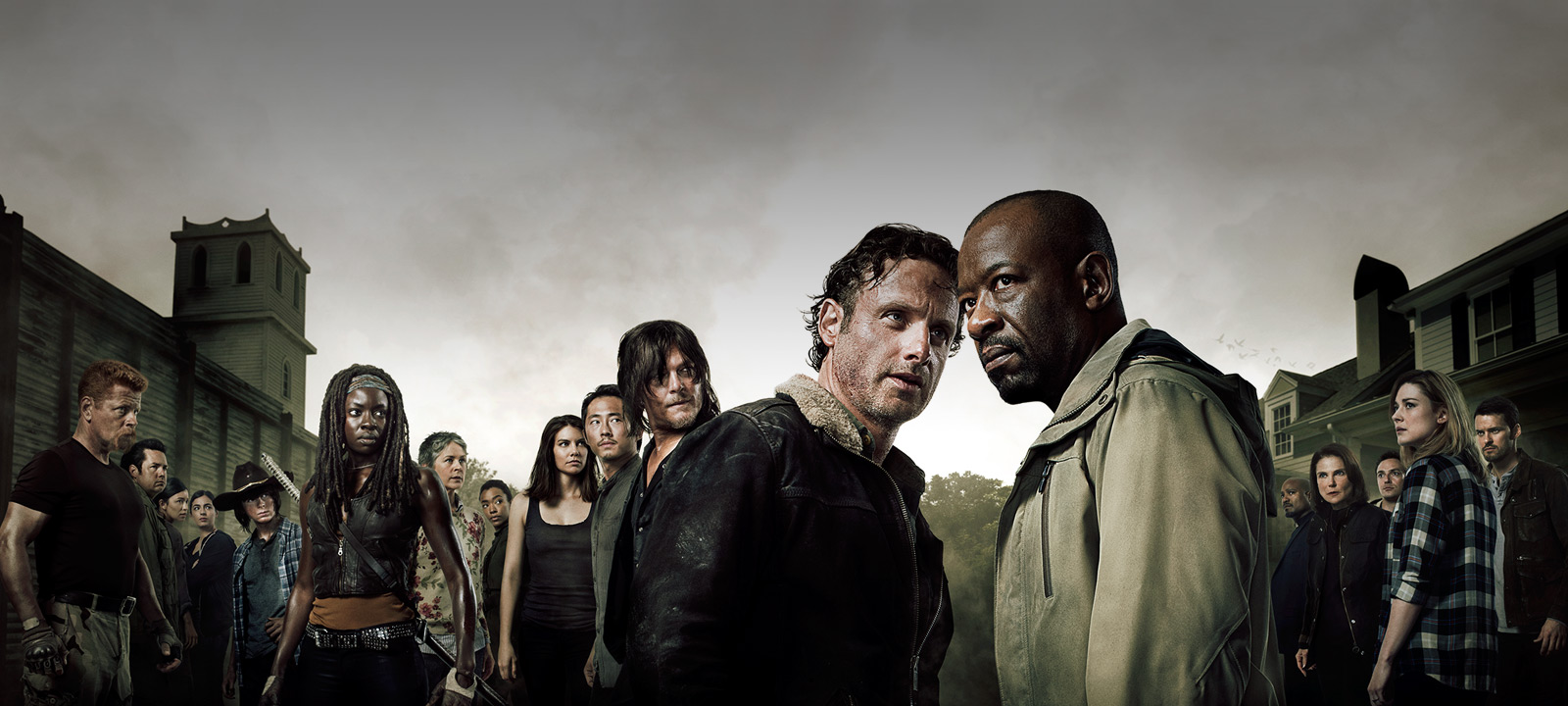 Faut Il Arr 234 Ter De Regarder The Walking Dead Untitled