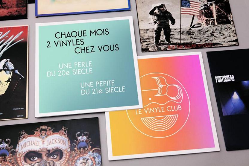 © le Club Vinyle