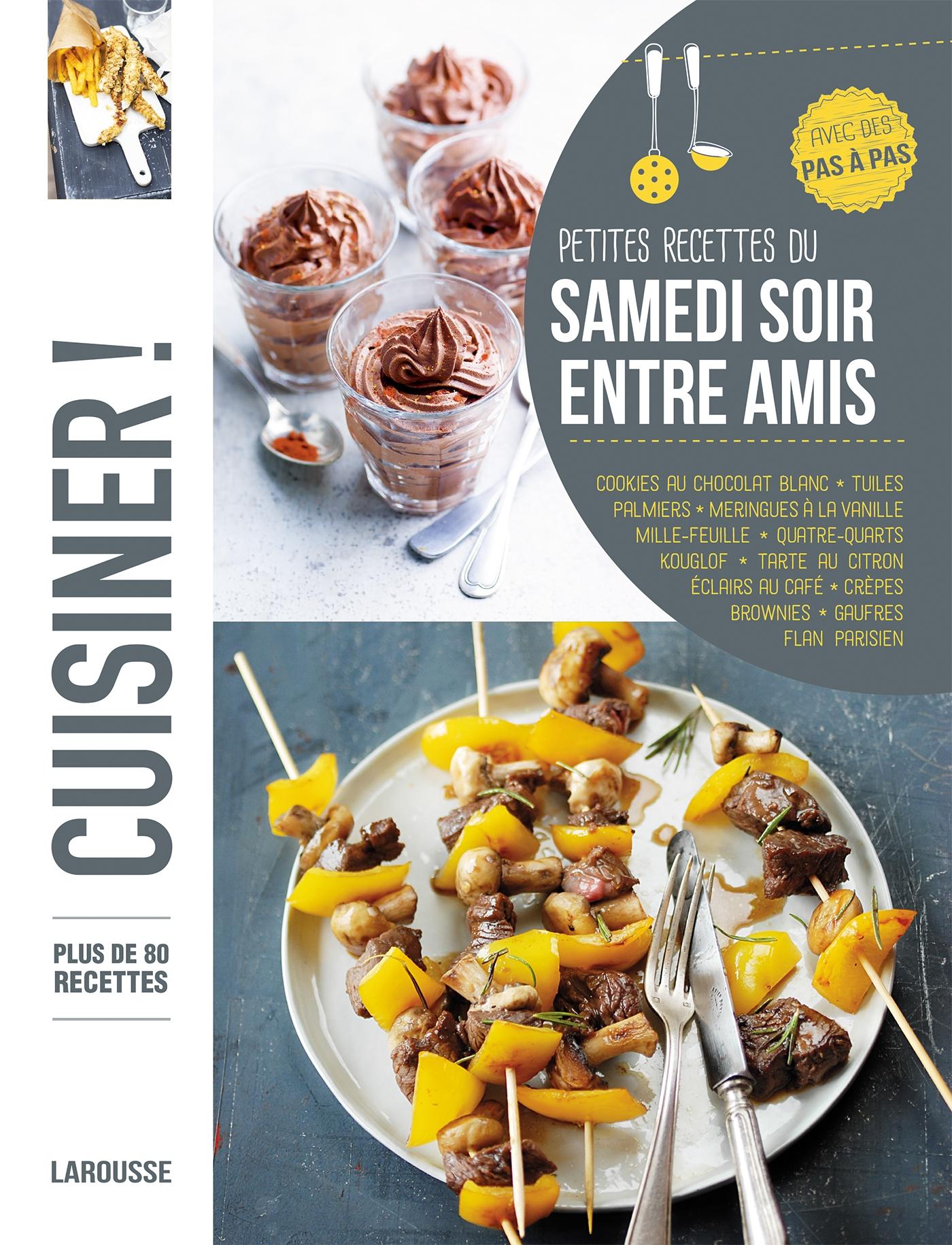 Petites recettes du samedi soir entre amis untitled magazine for Menu du soir entre amis