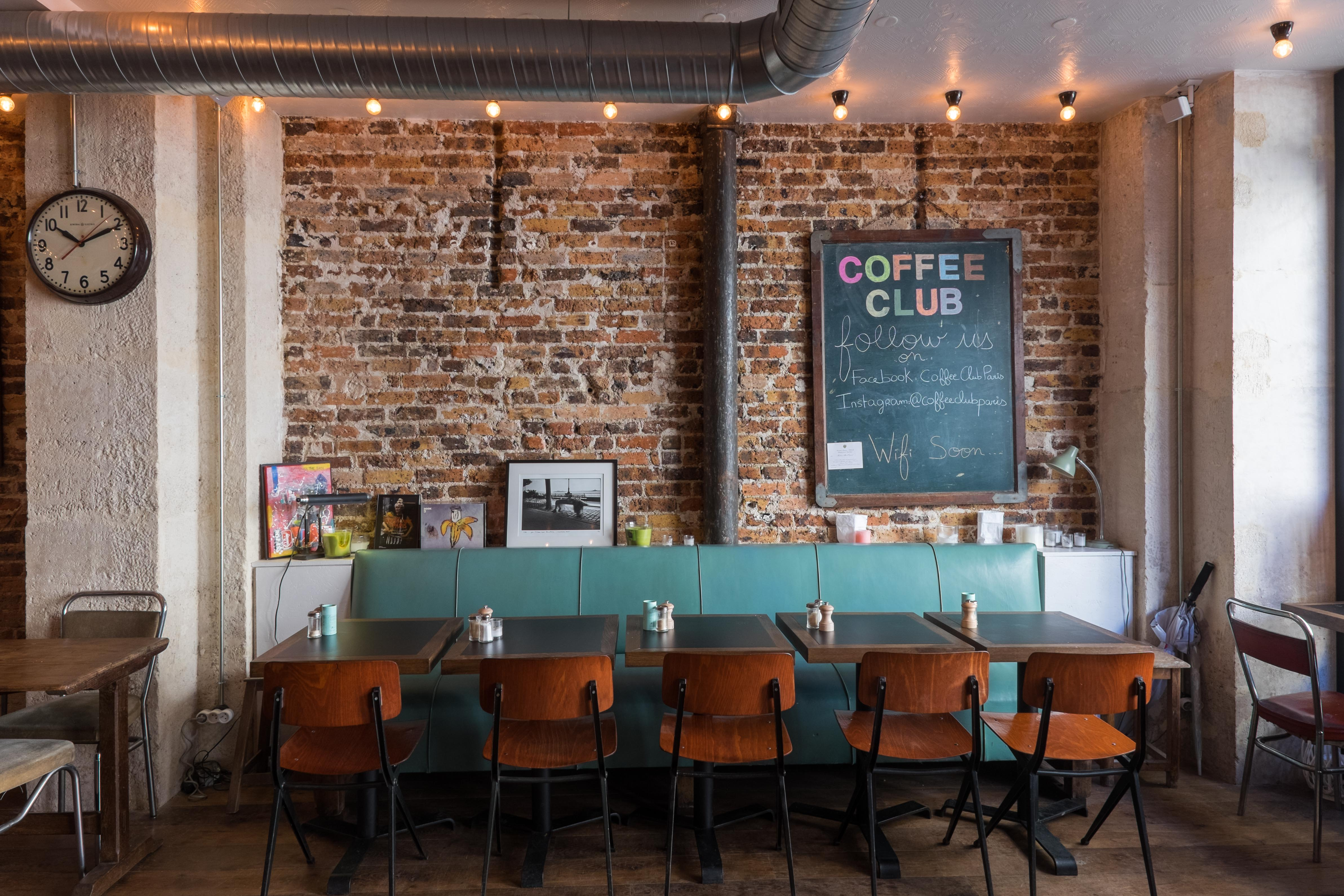 Coffee Club 1 - @C. Rouffio