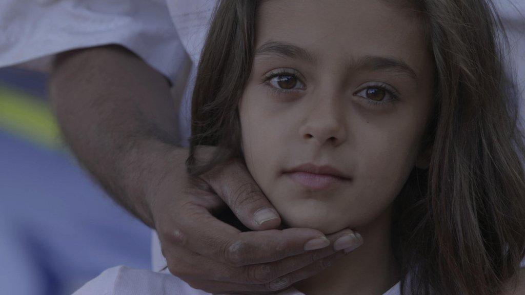Jamana, 9 ans © Sarah Lebas