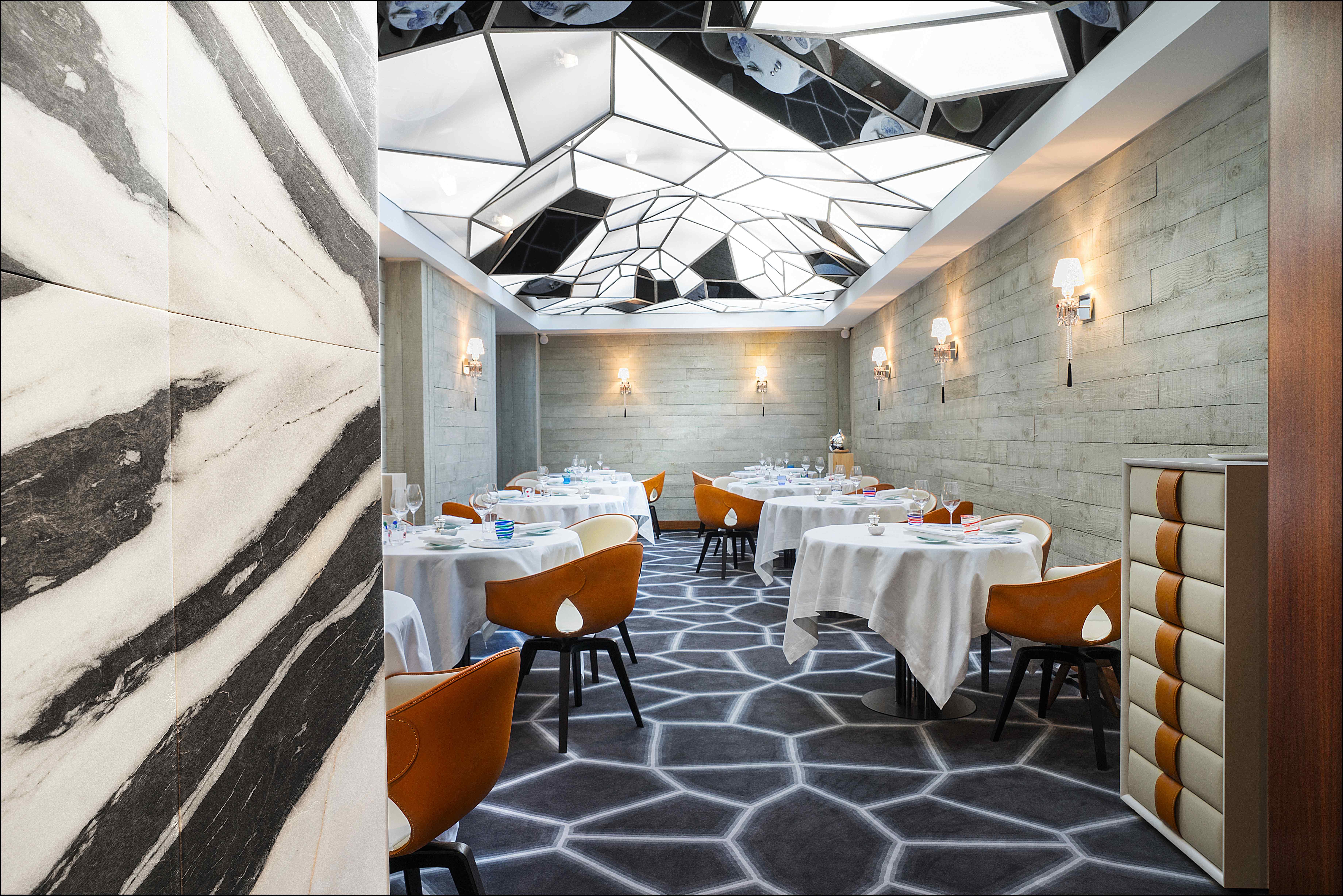 Le Grand Restaurant de Jean François Piège ©-Khanh-Renaud