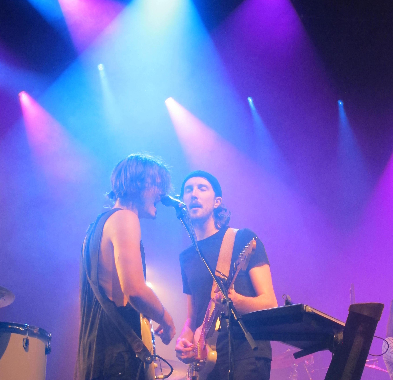 Adan Knight et Devon Portielje © Julie Albesa