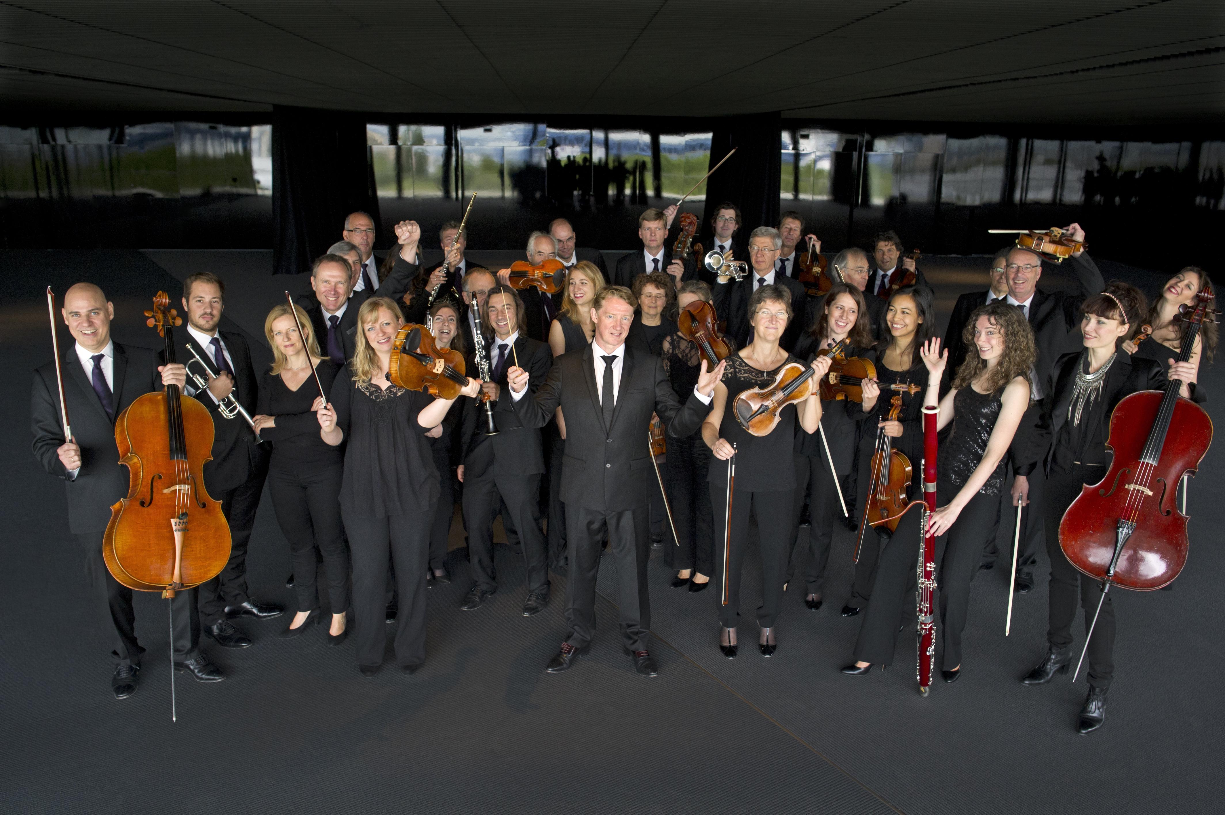 Orchestre de chambre de paris jean baptiste millot - Orchestre de chambre de paris ...