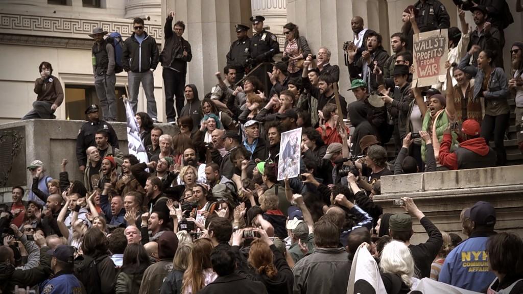 @Olivier Ressler – Take The Square, New-York