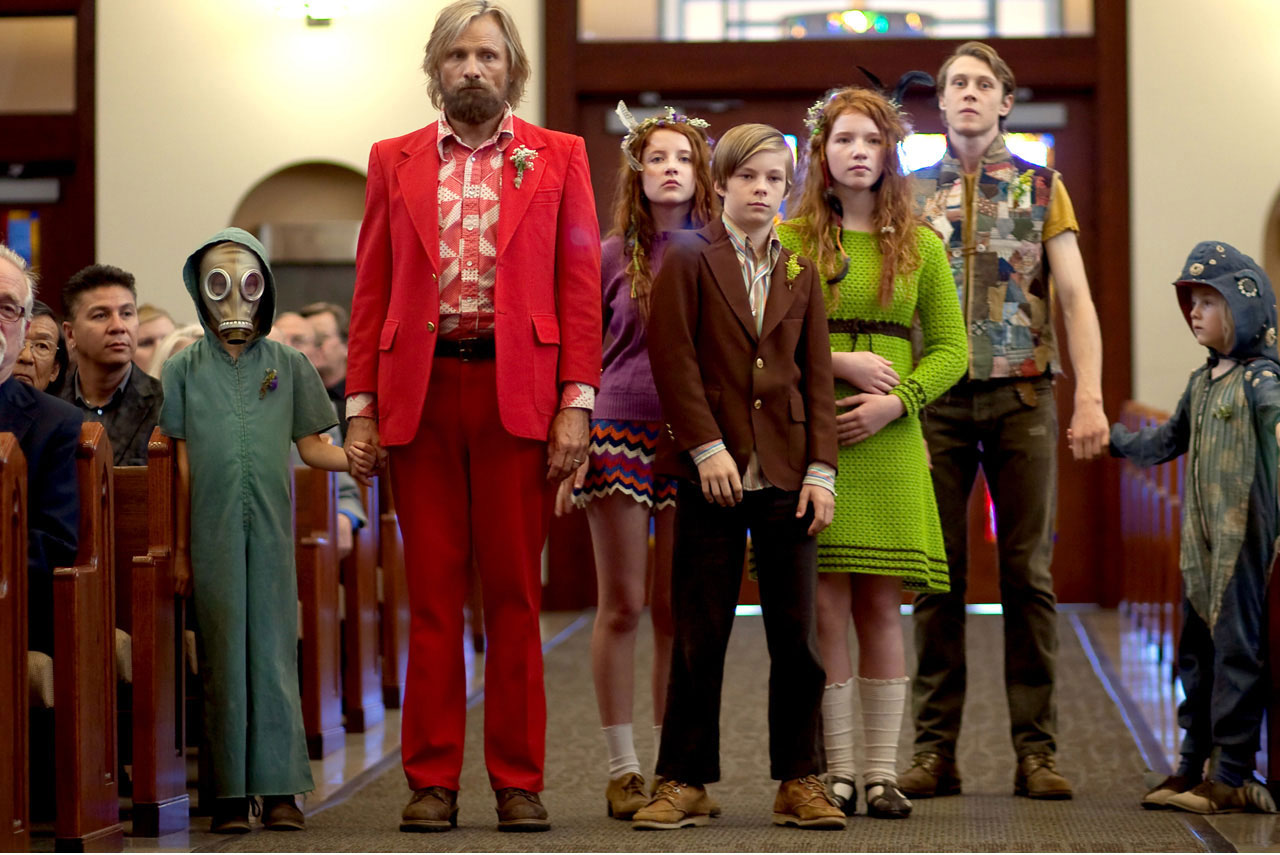 Captain Fantastic, le film de Mike Ross en ouverture du festival © Bleecker Street Films