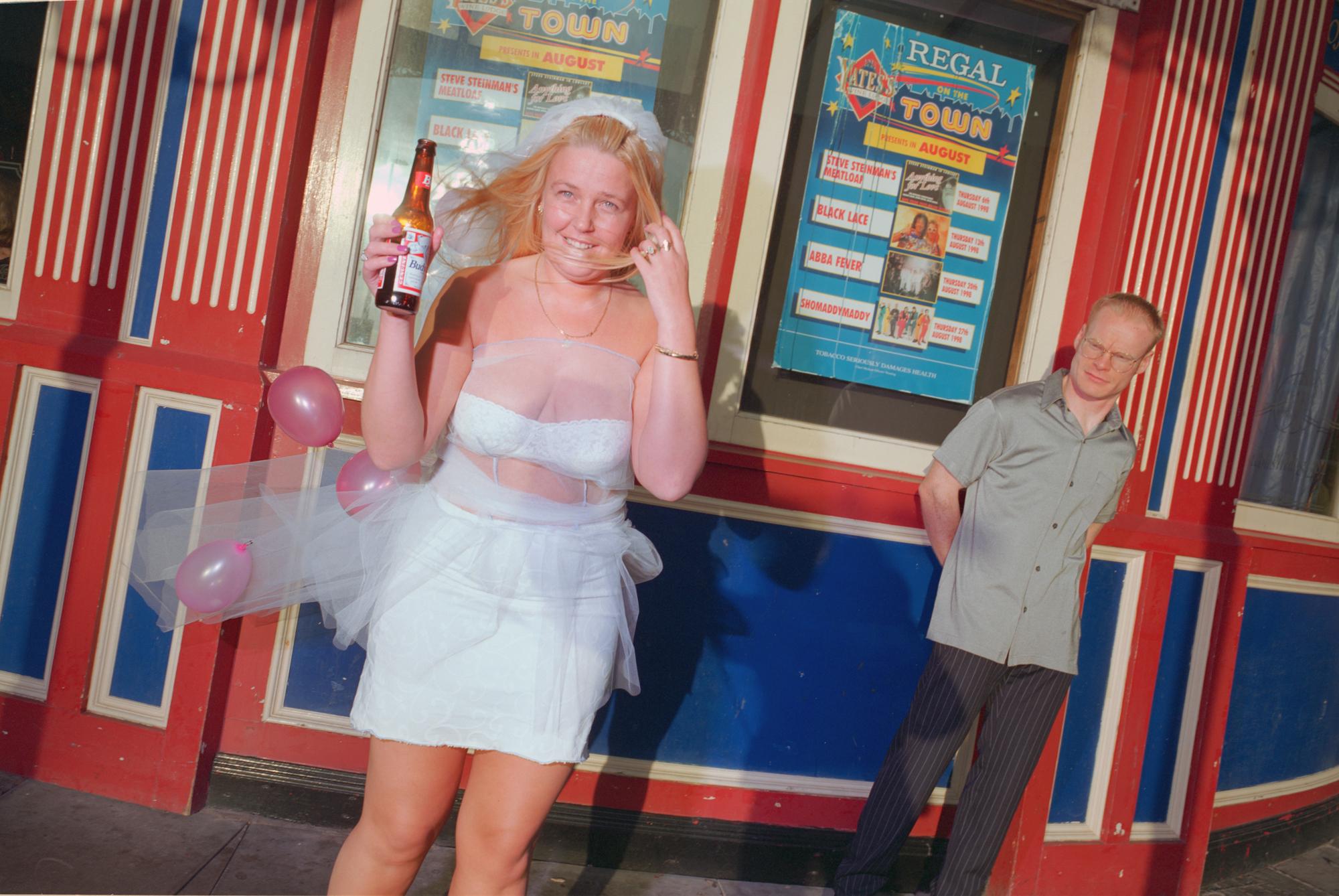 Blackpool. England. July. 1998 © Gil Rigoulet