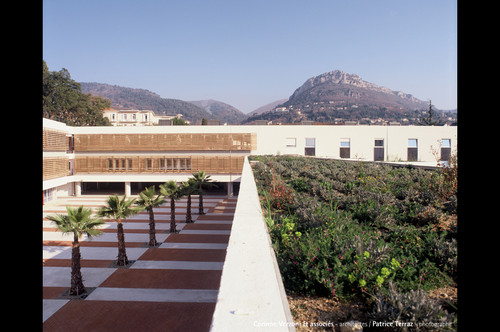 Lycée Henri Matisse architecture