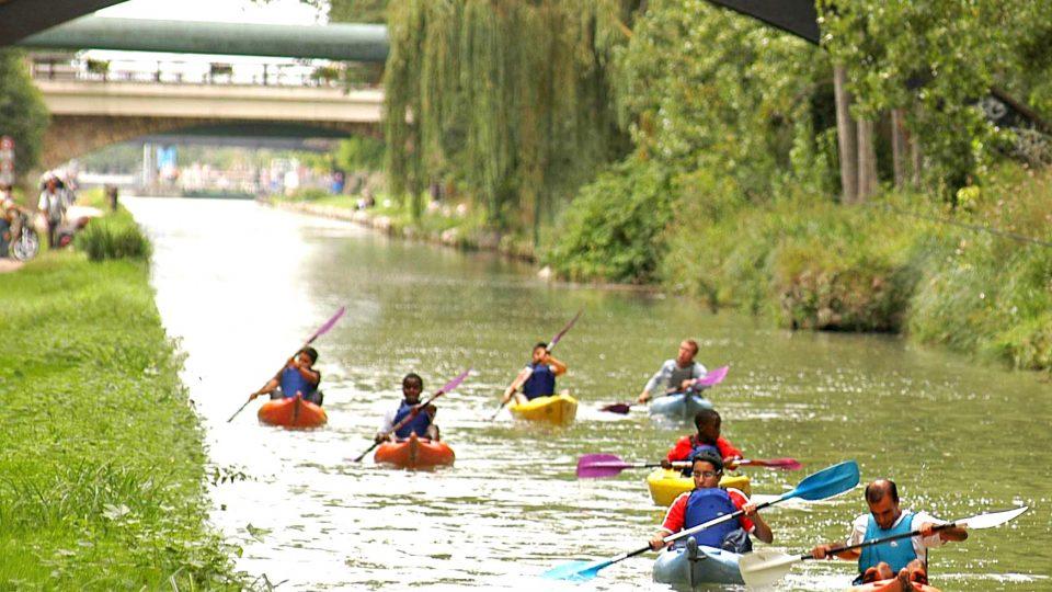 L'été du canal : balade au fil de l'eau