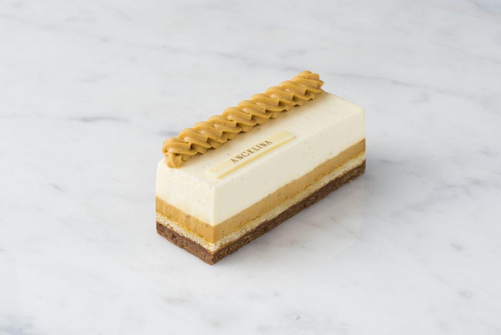 Caprice au caramel