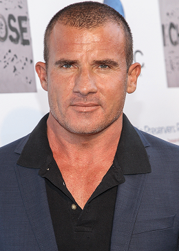 Comic Con Dominic Purcell