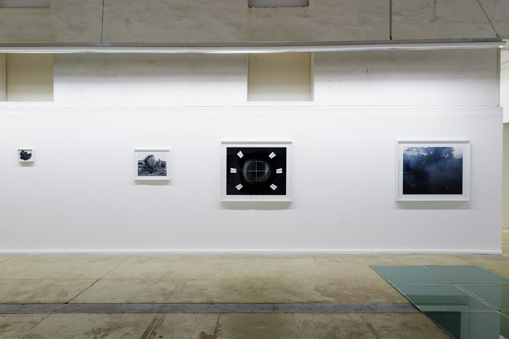 Vue de l'exposition Les Précipités # 3 © Aurélien Mole