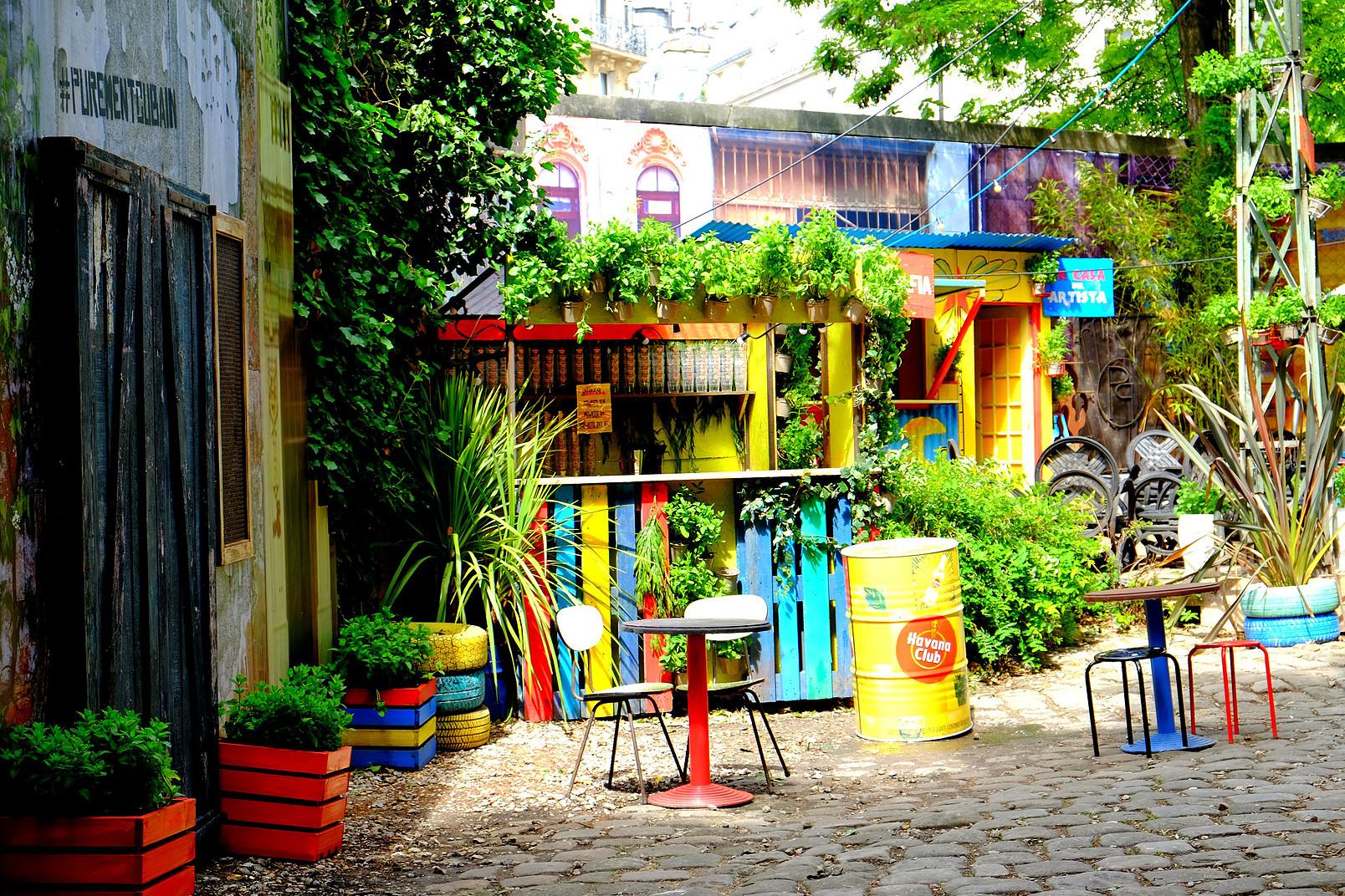 Cafe Paris Havana