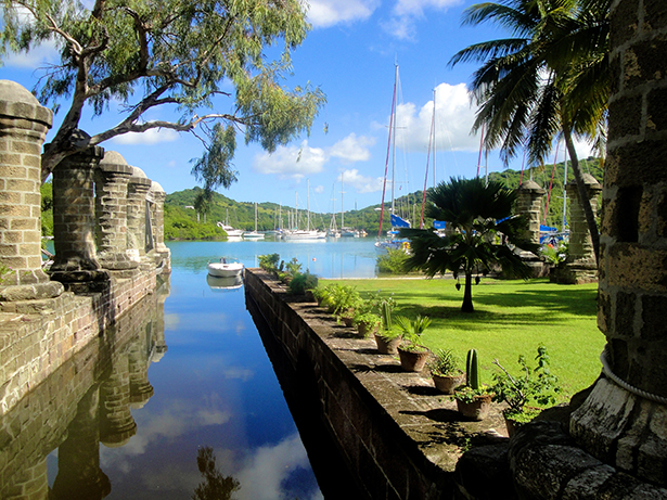 Chantier naval d'Antigua (Antigua-et-Barbuda)