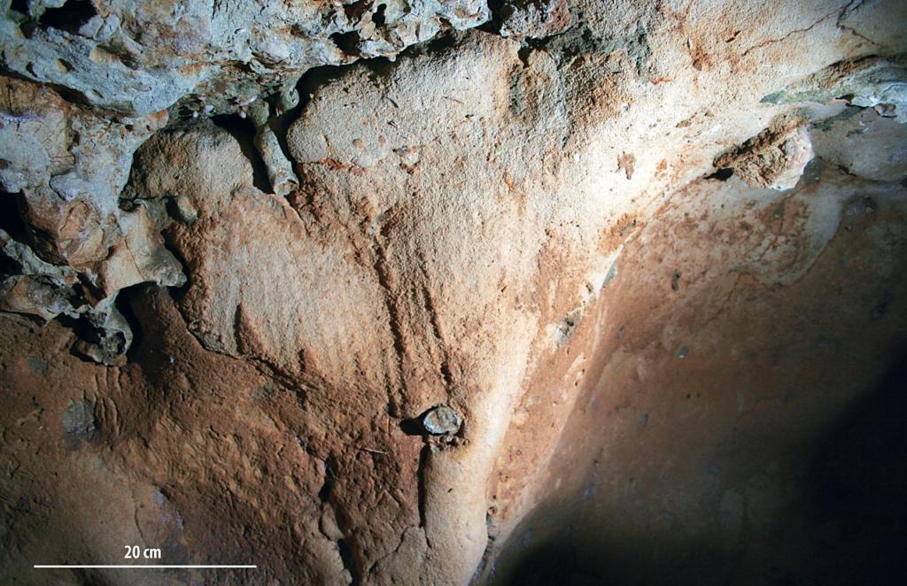 Ensemble de grottes de Gorham
