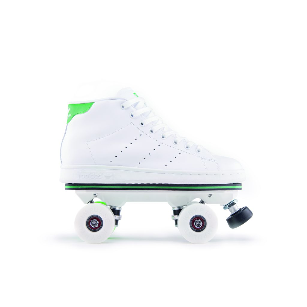 Flaneurz On Wheelz Adidas Stan Smith Mid