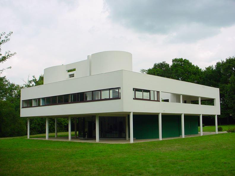 L'œuvre architecturale de Le Corbusier