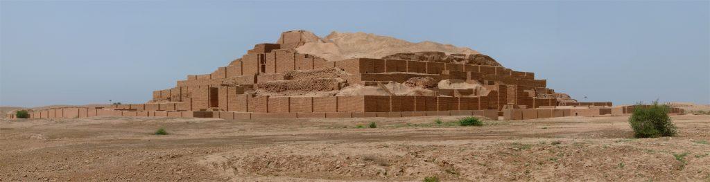 Le qanat perse (Iran)