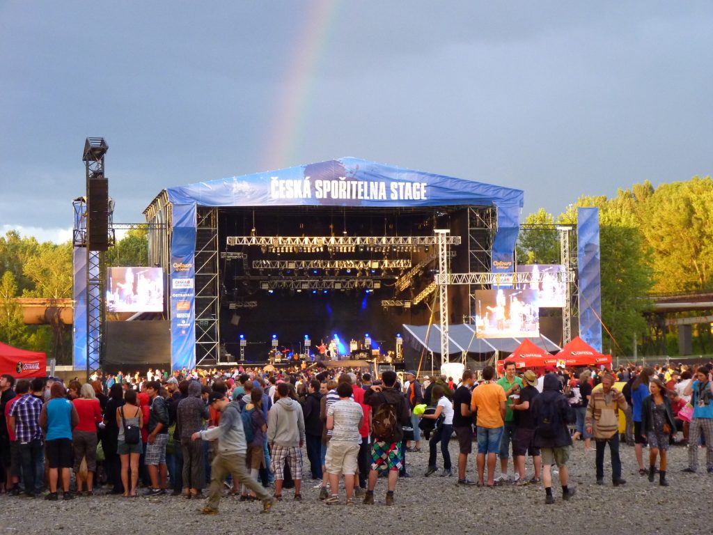 Ostrava Colours 2012