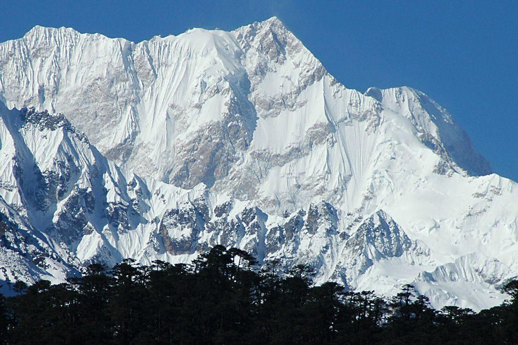 Parc national de Khangchendzonga (Inde)