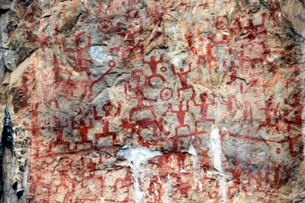 Paysage culturel de l'art rupestre de Zuojiang Huashan (Chine)