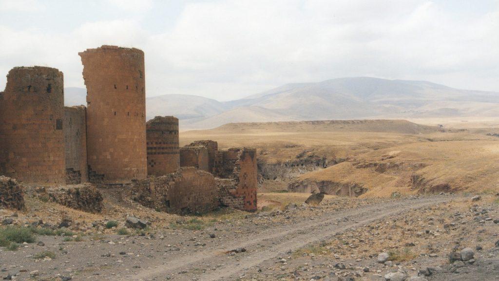Site archéologie d'Ani (Turquie)