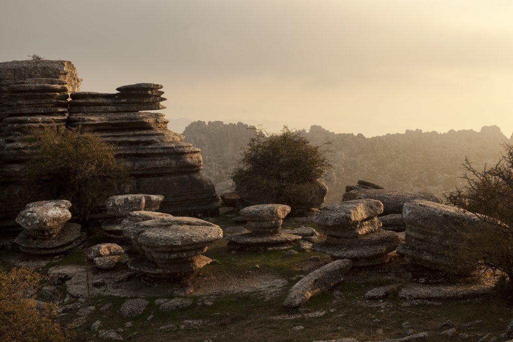 Site de dolmens d'Antequera (Espagne)
