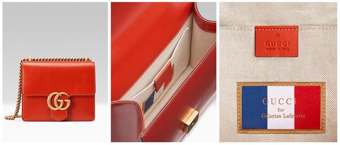 Gucci et Les Galeries Lafayette Haussmann se réunissent pour une  collaboration spéciale. Dès le 1er août prochain, vous aurez l occasion  d apercevoir ... 501de0d7490