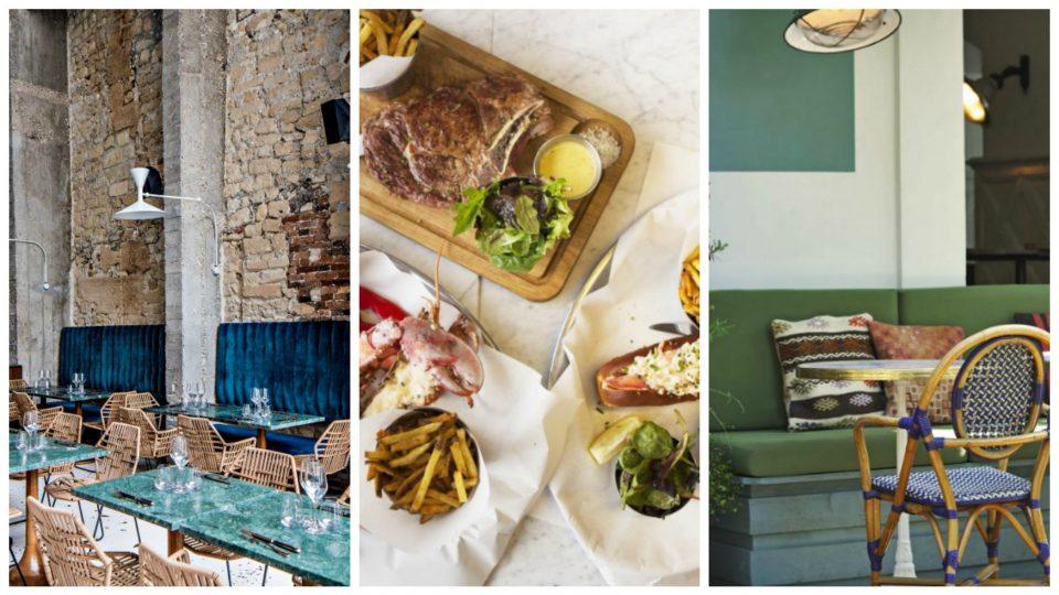 Nos restaurants (préférés) ouverts en Août