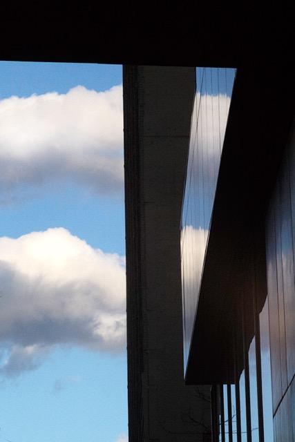 © Ralph Gibson, Vertical Horizon, Soho Hotel